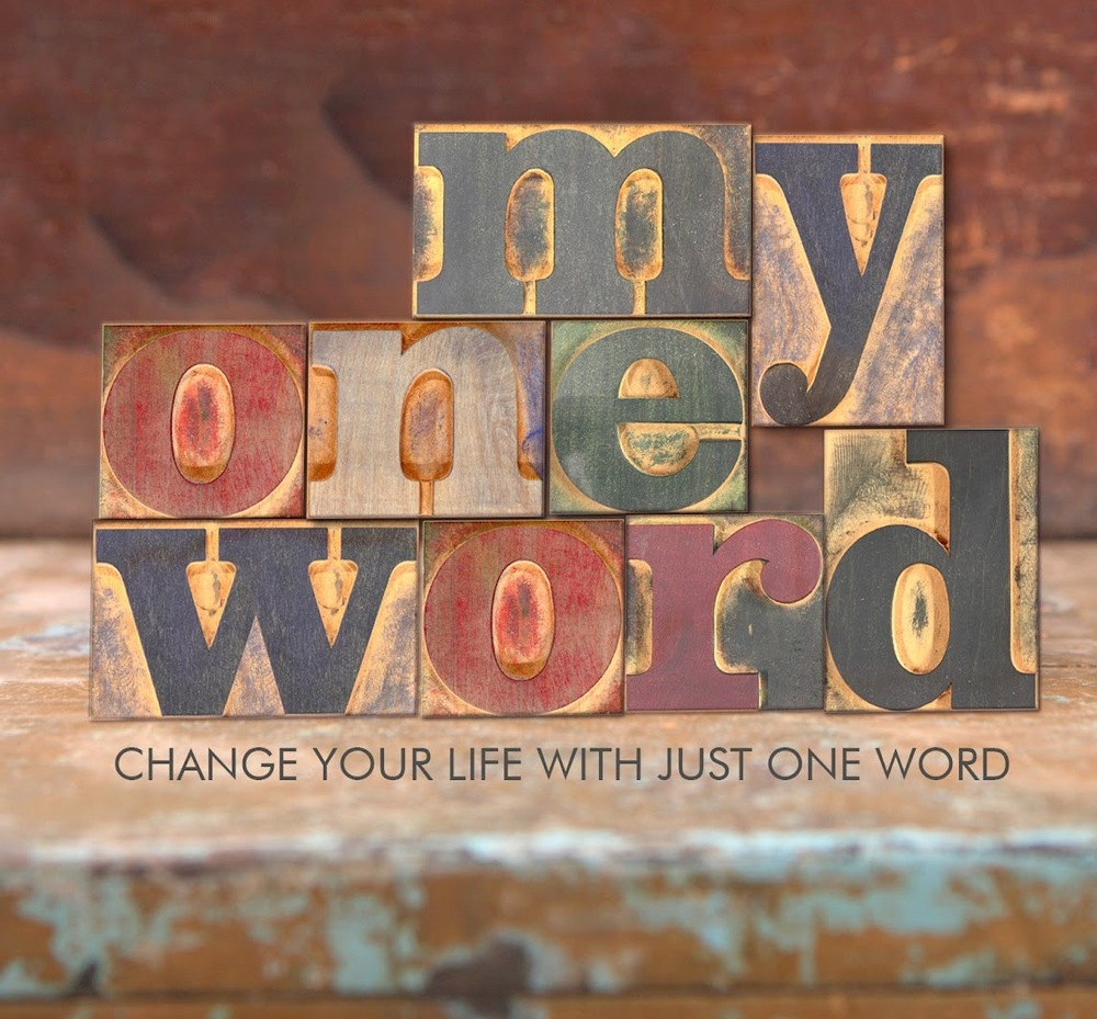 you have my word_Words Have Power « My One Word